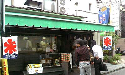 ◆東京たいやき御三家 ~四谷「わかば」_b0008655_13213380.jpg