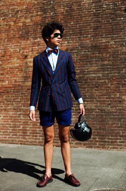 """'09 夏の思い出 「MY カスタム スーパーカブ」で""""自分スタイル""""&「シャツジャケット」はおまけ編_c0177259_1849441.jpg"""