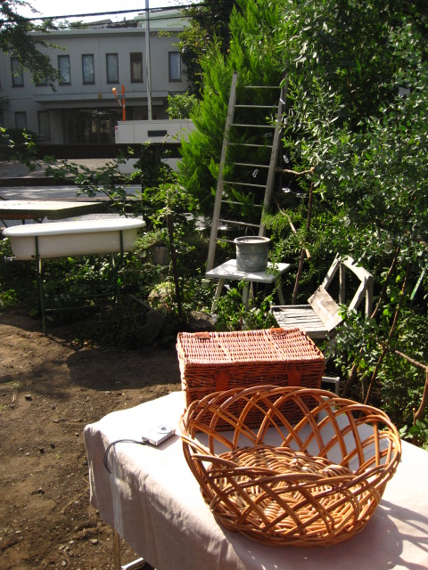 garden market 会場作り3_c0102228_19524179.jpg