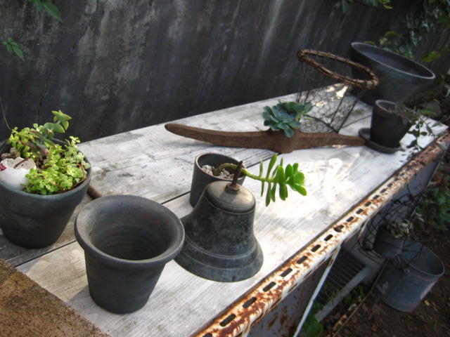 garden market 会場作り3_c0102228_20522014.jpg