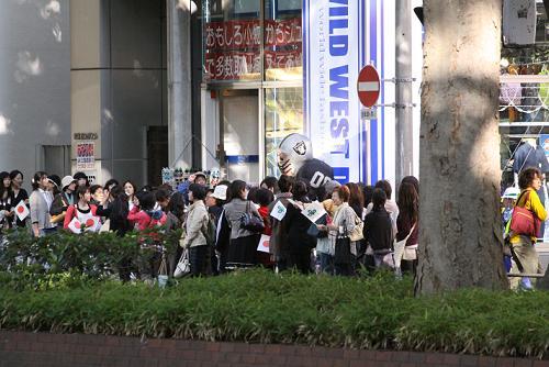 ゴールデンスランバーロケ地          仙台駅東口_a0107574_21183529.jpg