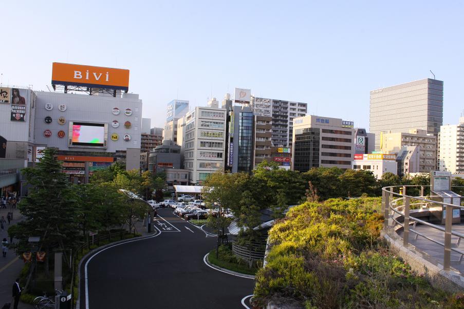 ゴールデンスランバーロケ地          仙台駅東口_a0107574_2122556.jpg