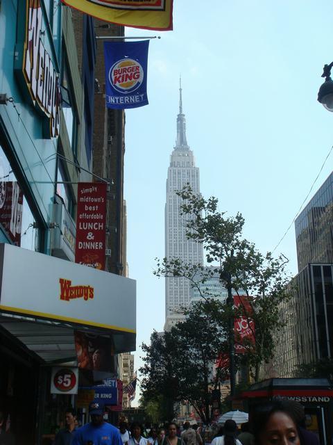 34丁目をWESTに歩いてパン屋さんへ、_d0100880_113641.jpg