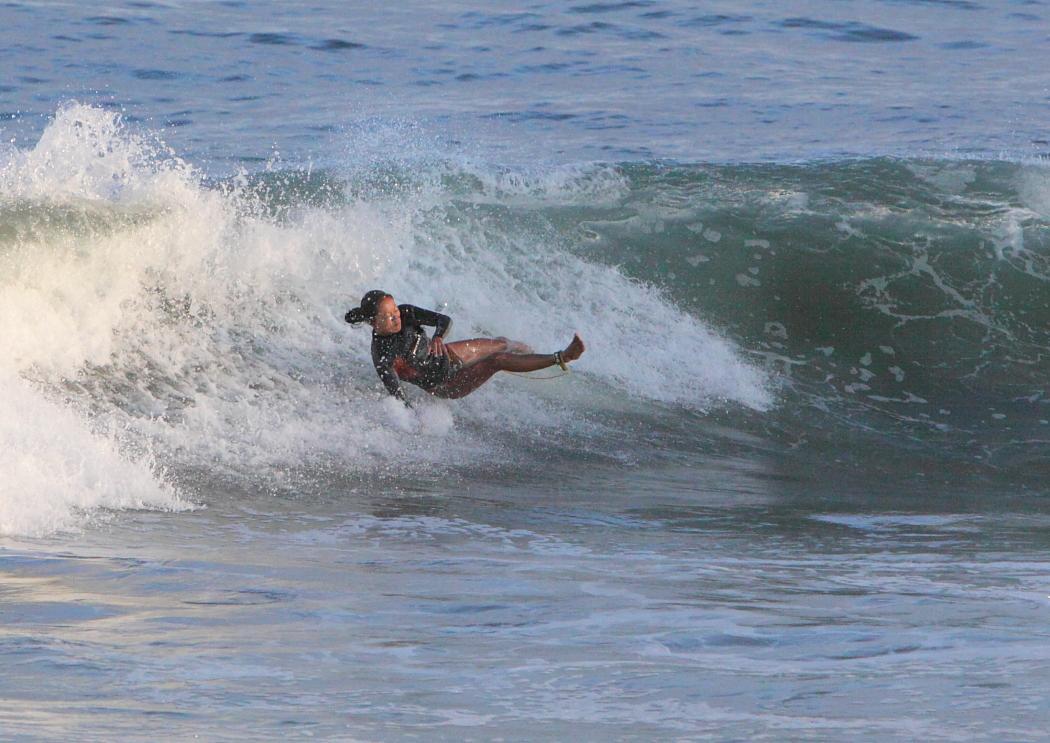 The Surfer Girl   PM17:30_e0143883_20274991.jpg