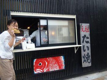 ♪お魚くわえた~_e0143294_19111917.jpg