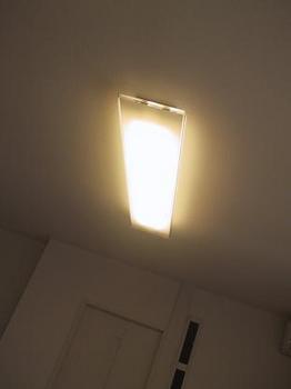 修理完了 照明.JPG