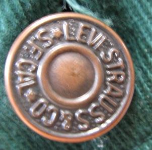 LEVI'S GREEN DENIMシャツ ジャケット!_c0144020_10495066.jpg