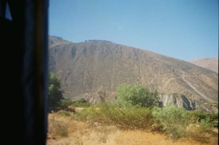 うっちー ペルー旅行記~その2 この旅一番の難所・・・_a0104621_1350398.jpg