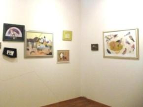大野彩芽 個展AYAME ONO EXHIBITION 『Frames/Walls』_a0104621_23182271.jpg