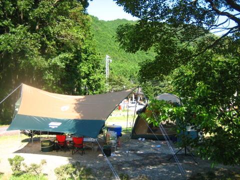 キャンプ inn 海山(2日目)_c0113733_22373754.jpg