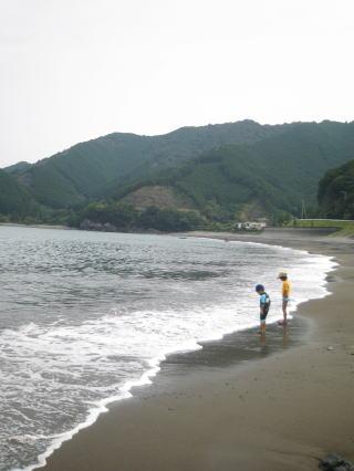 キャンプ inn 海山(3日目)_c0113733_23105985.jpg
