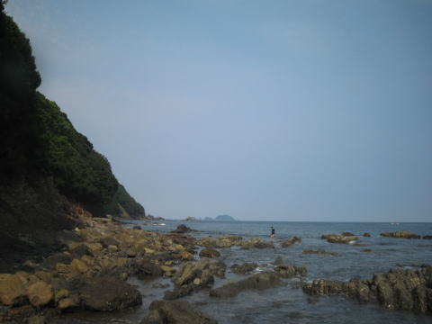 キャンプ inn 海山(3日目)_c0113733_23112749.jpg