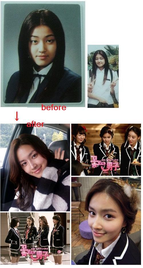 韓国 アイドル 整形 korean drama  boys over flowers 花より男子_f0158064_16462989.jpg