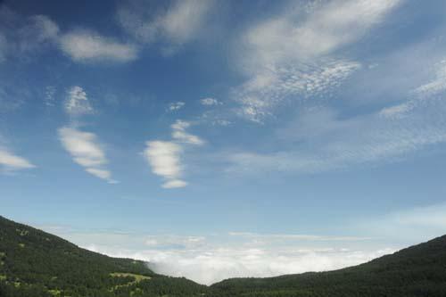 雲海と秋の空_e0120896_840182.jpg