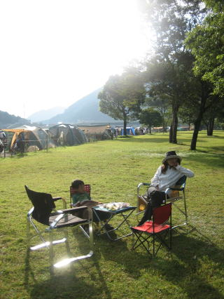 キャンプ inn 海山(5日目)_c0113733_2274786.jpg