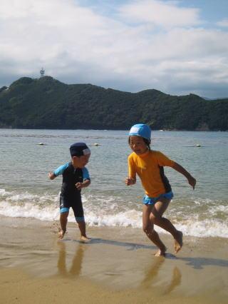 キャンプ inn 海山(5日目)_c0113733_2493473.jpg