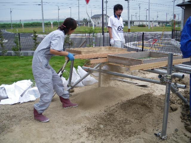 日本庭園基礎作り_c0186441_23581740.jpg