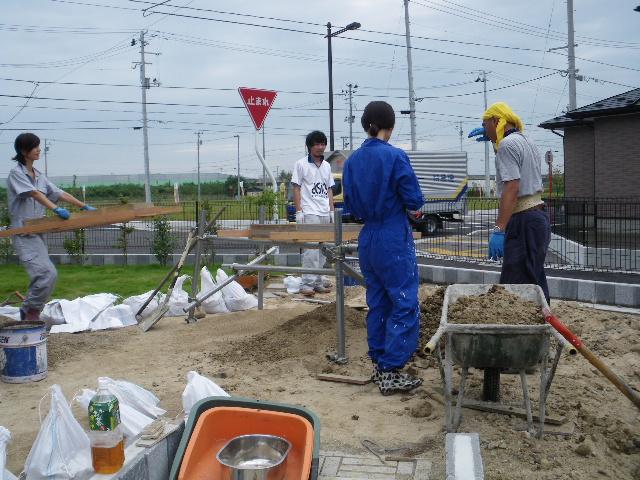 日本庭園基礎作り_c0186441_23582897.jpg
