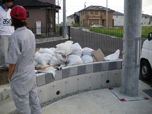 日本庭園基礎作り_c0186441_23593382.jpg