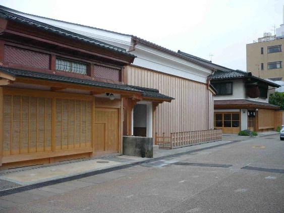 北前船と日本酒 【富山 満寿泉】_f0193752_19124623.jpg