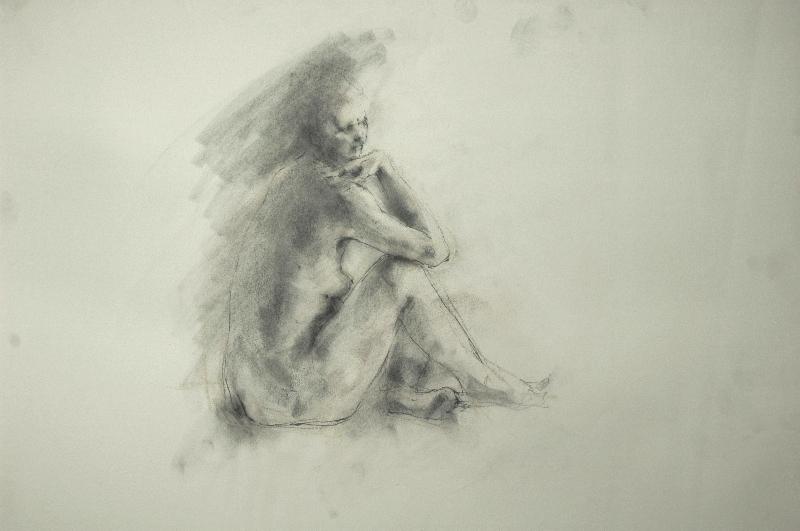 裸婦素描_f0159856_911932.jpg