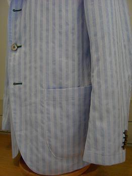"""'09 夏の思い出 「ヴィトンでお茶する」で""""自分スタイル""""&ドレスシャツもジャケットも同じ生地編_c0177259_020449.jpg"""