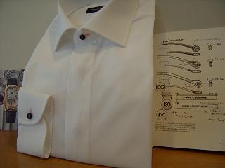 """'09 夏の思い出 「ヴィトンでお茶する」で""""自分スタイル""""&ドレスシャツもジャケットも同じ生地編_c0177259_32428.jpg"""