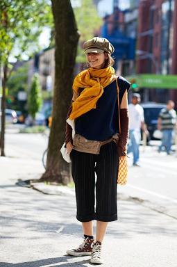 """'09 夏の思い出 「ヴィトンでお茶する」で""""自分スタイル""""&ドレスシャツもジャケットも同じ生地編_c0177259_3523319.jpg"""