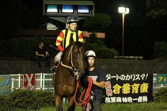 中西達也騎手、通算勝利1900勝達成~_a0077663_2210798.jpg