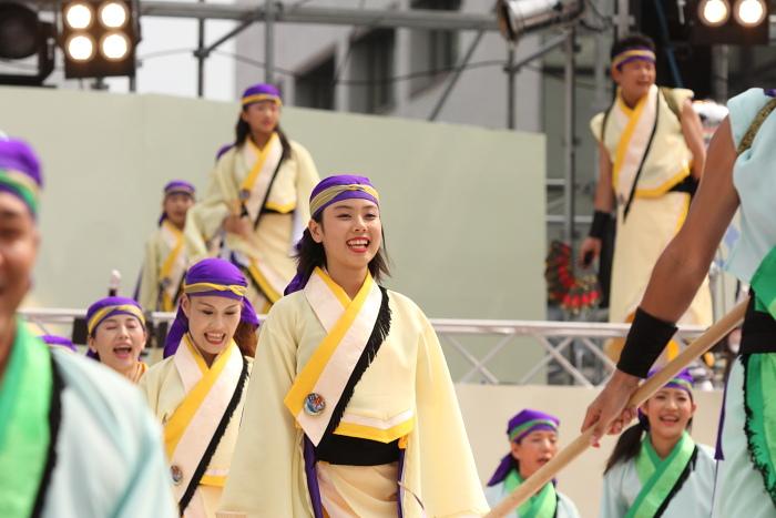 第56回よさこい祭り(2009) 全国大会 備後ばらバラよさこい踊り隊 その2_a0077663_9332118.jpg
