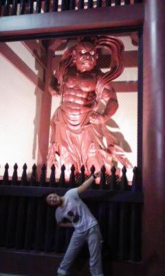 本門寺にて_e0172872_72707.jpg