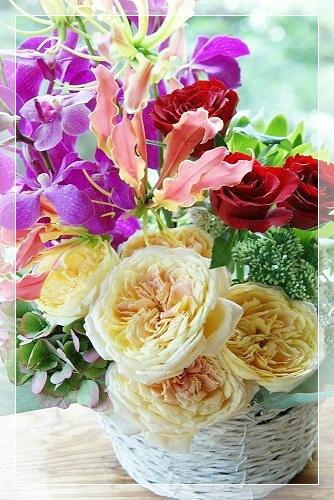 お花のプレゼント_b0145398_21352711.jpg