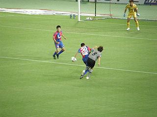 FC東京×大分トリニータ J1第24節_c0025217_1629282.jpg