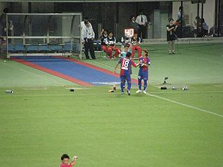 FC東京×大分トリニータ J1第24節_c0025217_1635282.jpg