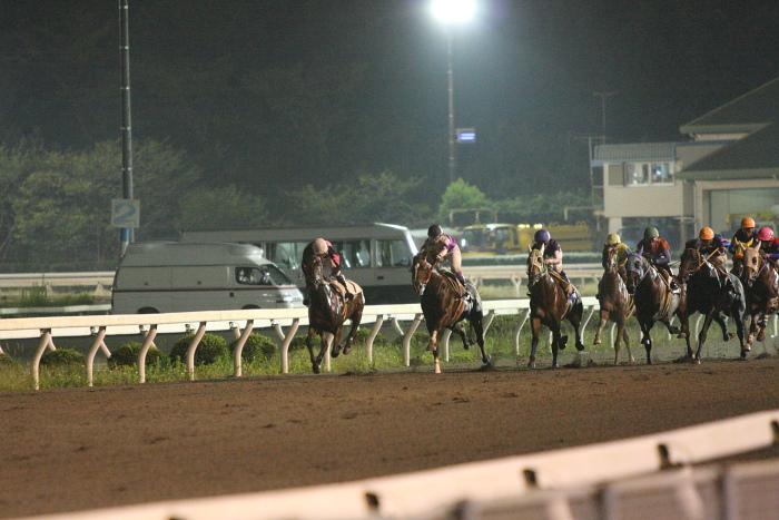2009年8月29日(土) 高知競馬 10R 一発逆転 ファイナルレース C4 記者選抜_a0077663_8225378.jpg