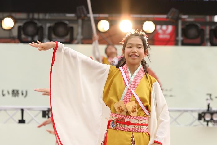 第56回よさこい祭り(2009) 全国大会 丸亀ごんな連_a0077663_9535989.jpg