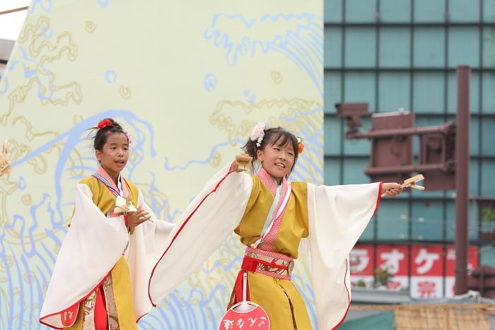 第56回よさこい祭り(2009) 全国大会 丸亀ごんな連_a0077663_9542969.jpg