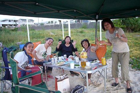 beach party with celebrity. _c0153966_22243793.jpg