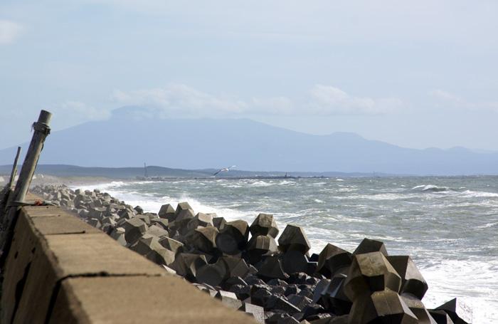 十三湖 と 日本海をチラッと♪_a0136293_15503980.jpg