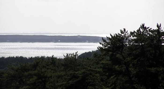 十三湖 と 日本海をチラッと♪_a0136293_15521829.jpg