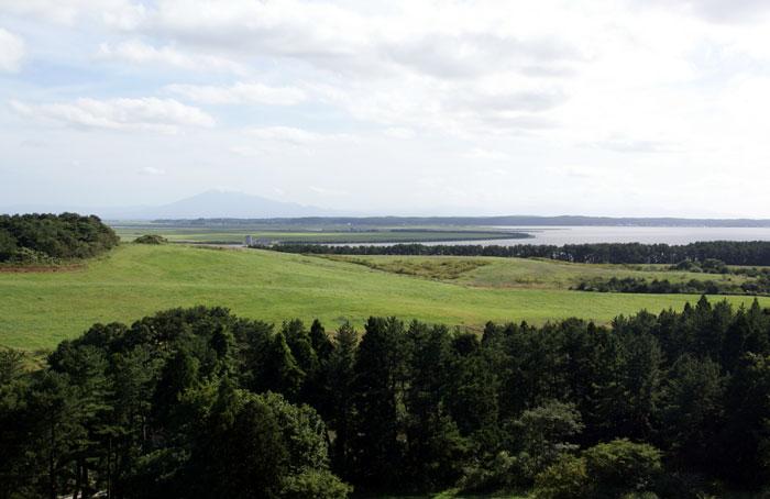 十三湖 と 日本海をチラッと♪_a0136293_15523757.jpg