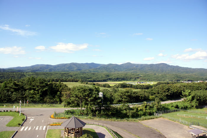 十三湖 と 日本海をチラッと♪_a0136293_1553046.jpg