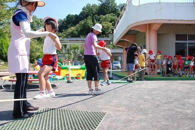 綱渡り~ スラックラインという遊びです♪_b0188106_12504237.jpg