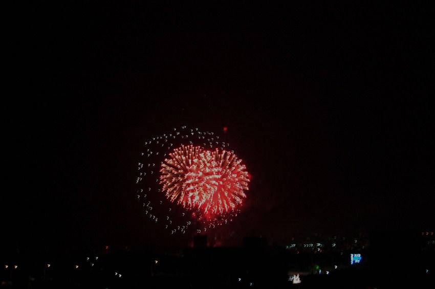 今年の花火。_f0150413_20214377.jpg
