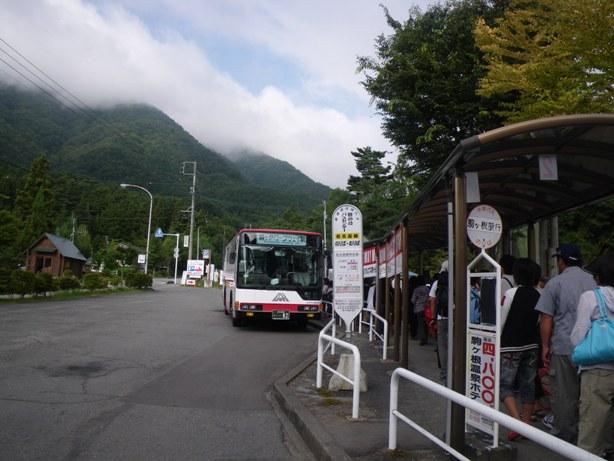 8月30日 木曽駒ケ岳 _e0189446_1640432.jpg