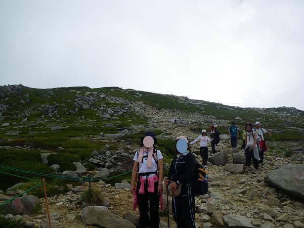 8月30日 木曽駒ケ岳 _e0189446_17455145.jpg