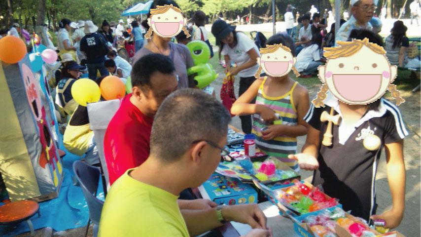 親子夏祭りに参加しました!_e0175651_9542260.jpg