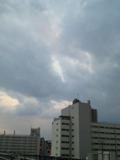 夏の終わり(¨;)_e0009056_8301617.jpg