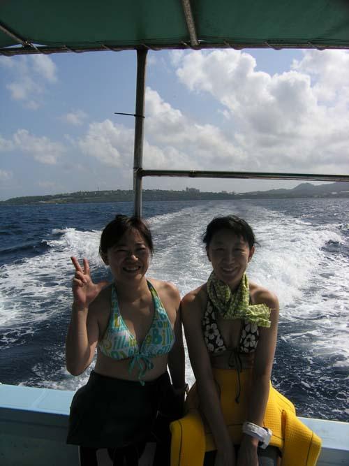 9月1日水納島へーーー!!_c0070933_23242084.jpg