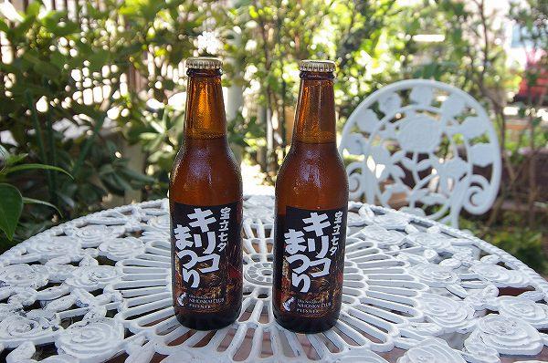 「宝立七夕キリコまつり」のビール_d0043136_20391039.jpg
